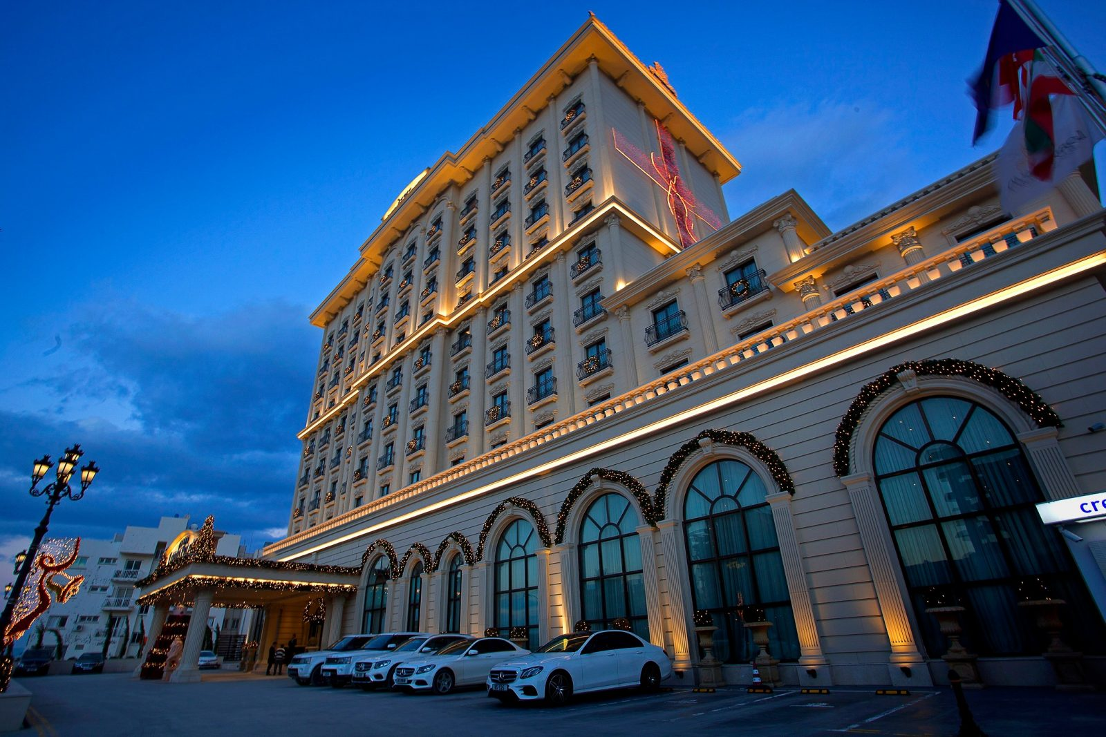 Lord's Palace Hotel SPA Casino - Kyrenia