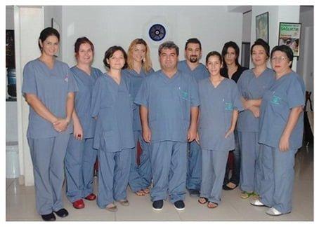 Medizinisches Team des Dogus IVF Zentrums